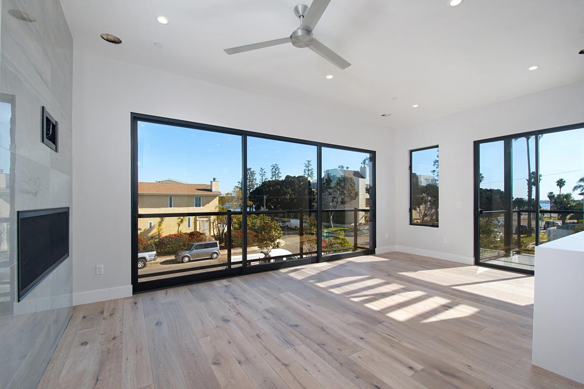 1734 La Playa Living Room