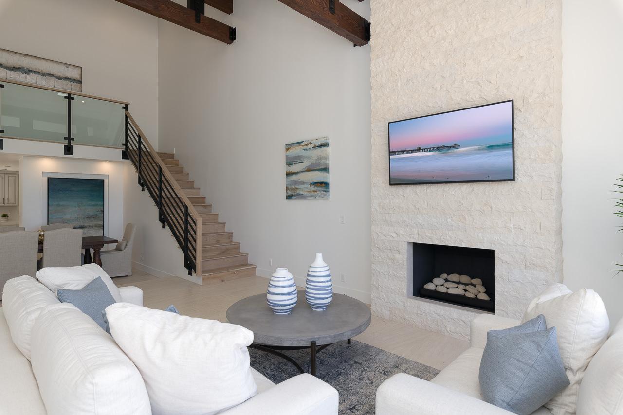 5445 Calumet Ave. MLS Fireplaces Photos