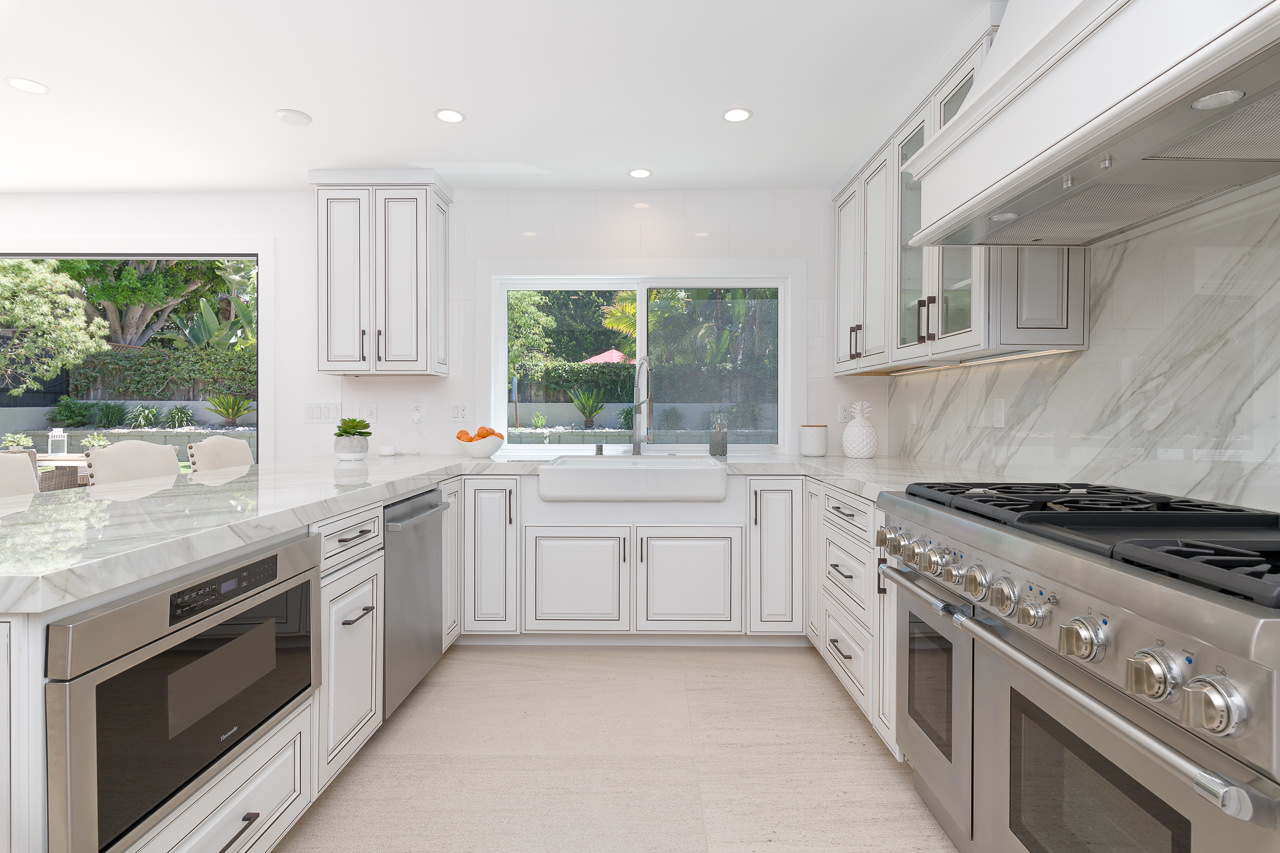 5445 Calumet Ave. MLS Kitchen Photos