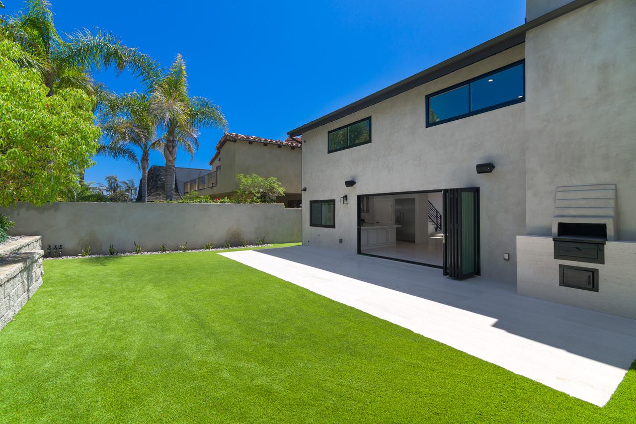 5445 Calumet Exterior - Backyard