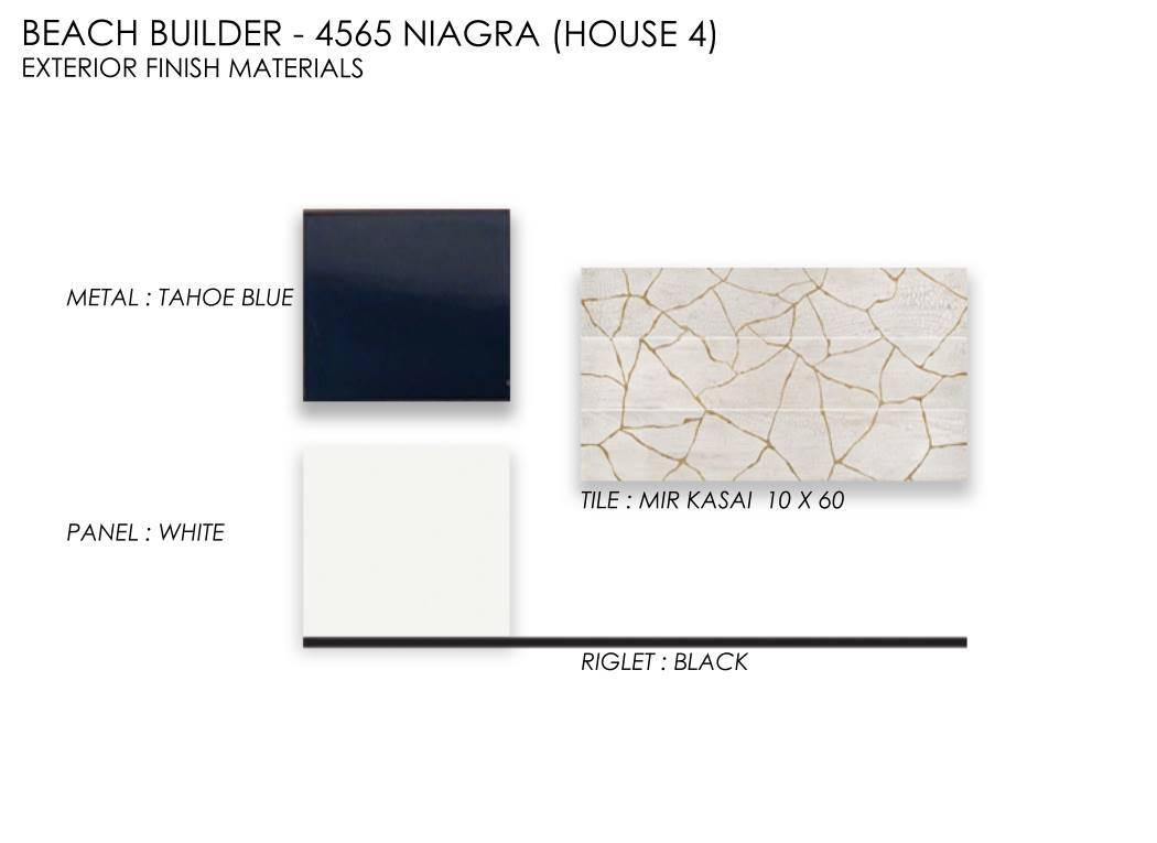 House 4 Exterior Finish Materials